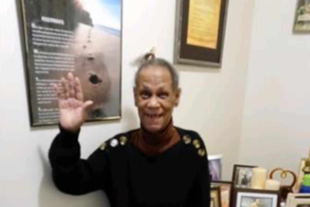 Ruby Thompson was last seen March 20,2021 iin Bronzeville.