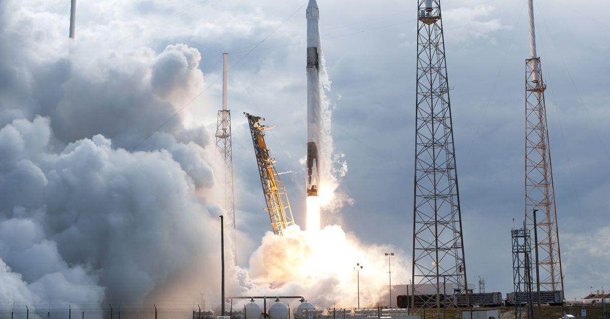 La decepcionante caída de SpaceX no parece importar