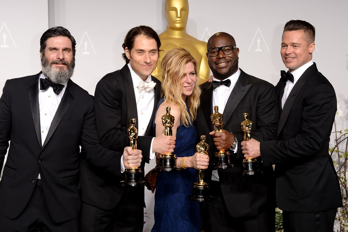 The team behind 12 Years a Slave, the 2014 Best Picture winner