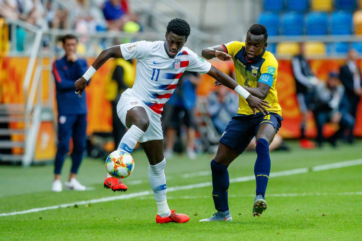 USA v Ecuador: Quarter Final - 2019 FIFA U-20 World Cup