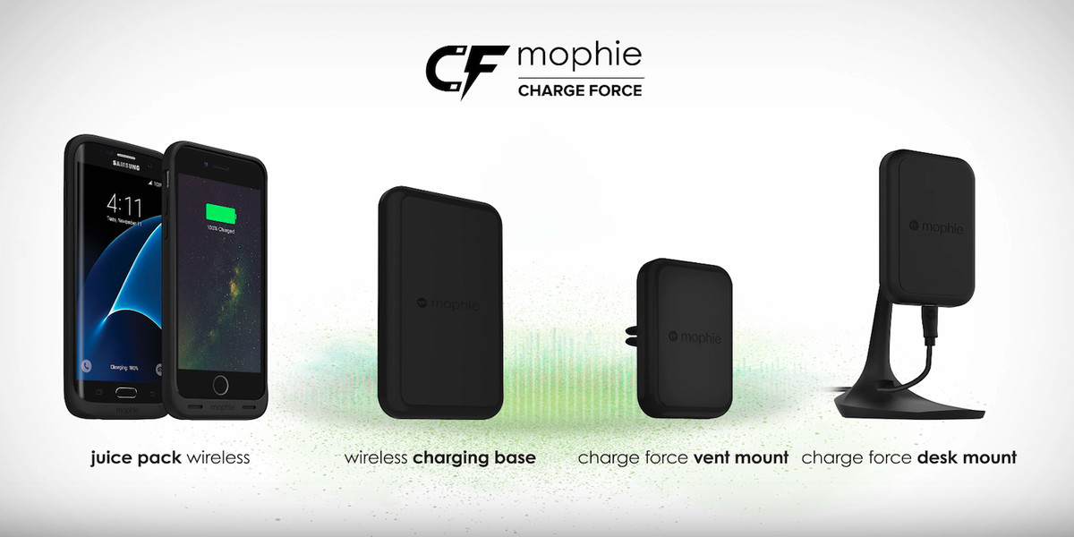 huge discount 20007 f39e9 Mophie releases an iPhone battery case with wireless charging - The ...