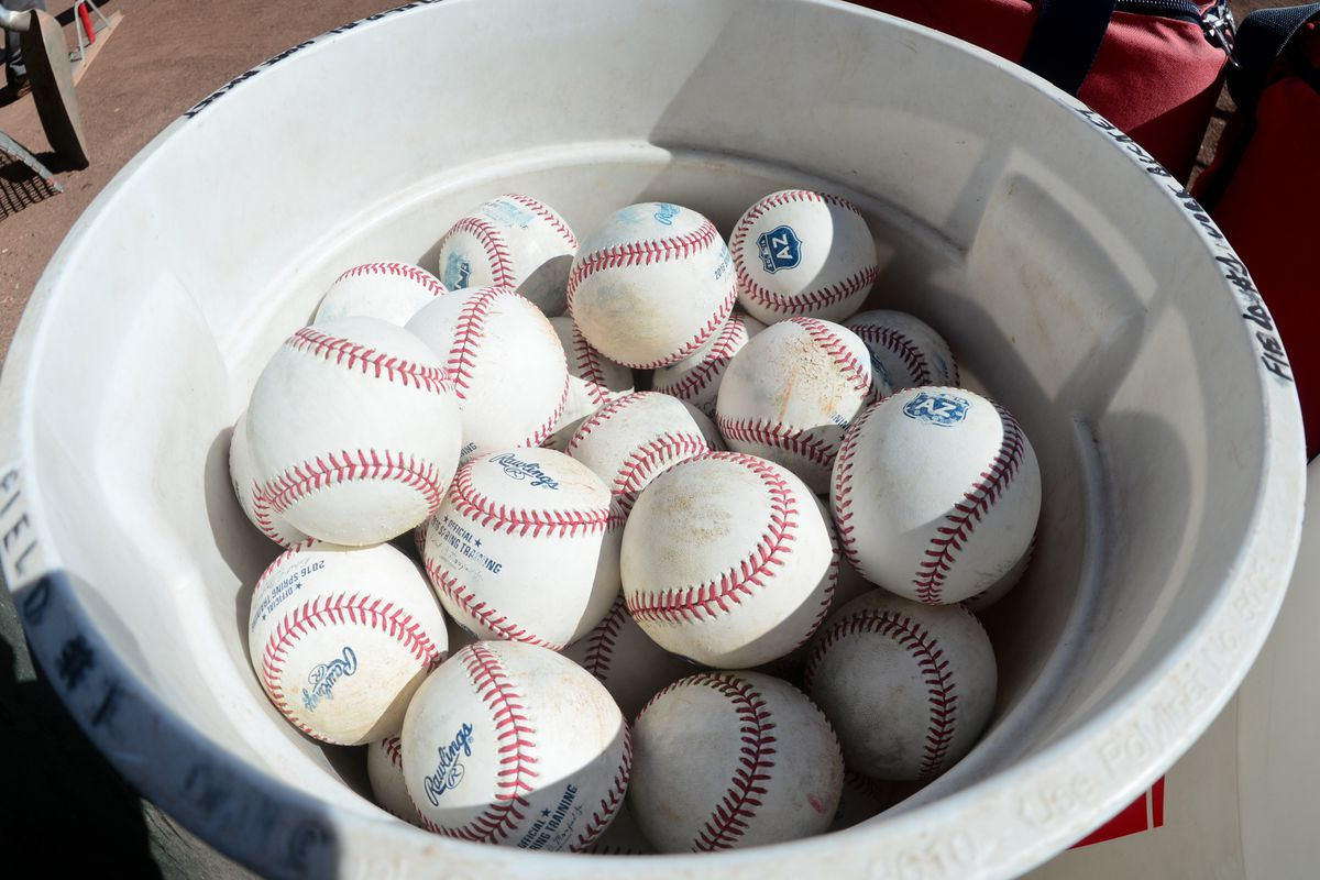 MLB: Los Angeles Angels-Workout