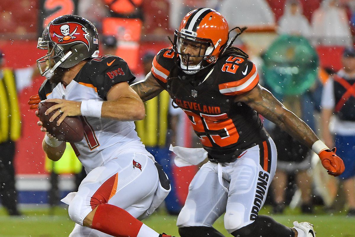 Browns Waive S Calvin Pryor On Thursday