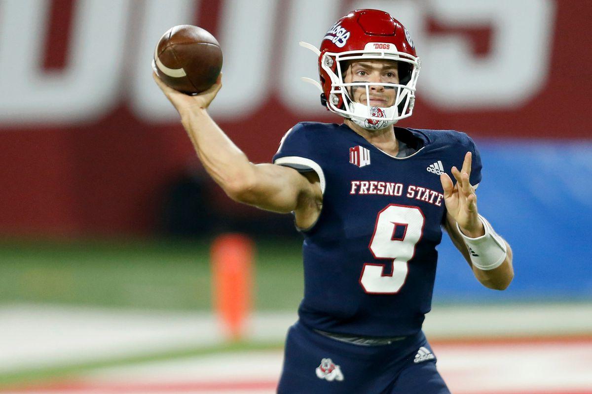 NCAA Football: Colorado State at Fresno State