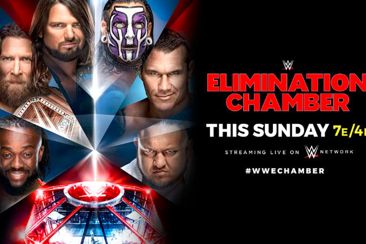 List Of Wwe Papervieuw 2019: WWE Elimination Chamber 2019 Predictions