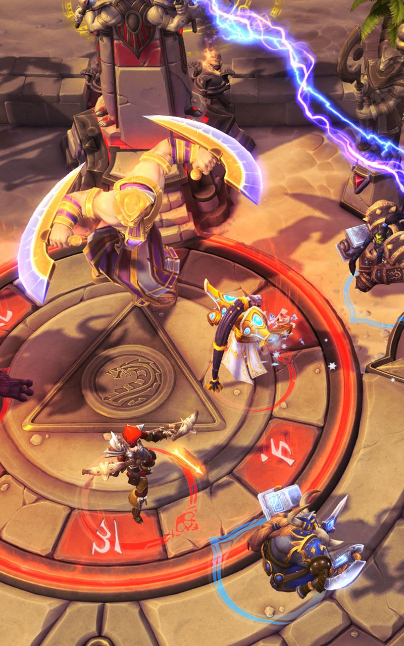 heroes of the storm review image 1 tall