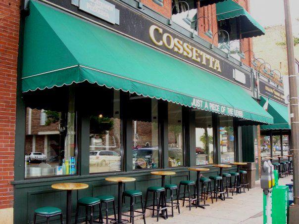 Cossetta S Italian Market Pizzeria