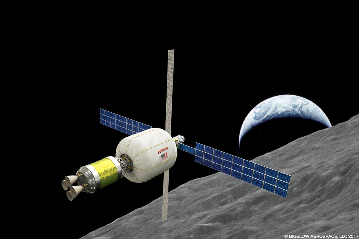 ULA, Bigelow plan to place inflatable space habitat near moon by 2022