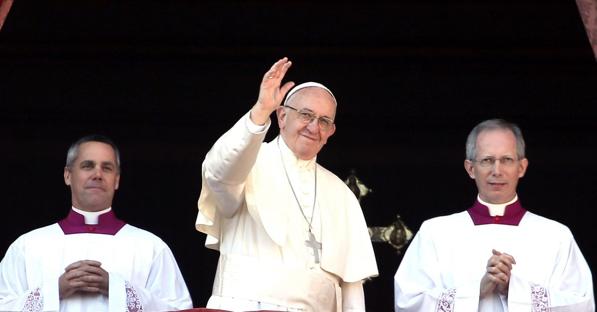 Pope Francis reportedly denies the existence of hell