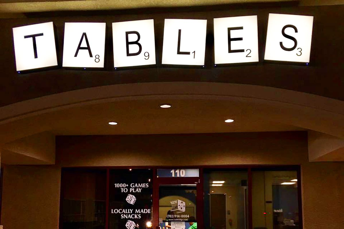 Tables Board Game Spot