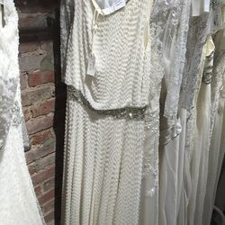 Bridal gown, $2,890 (was $5,780)