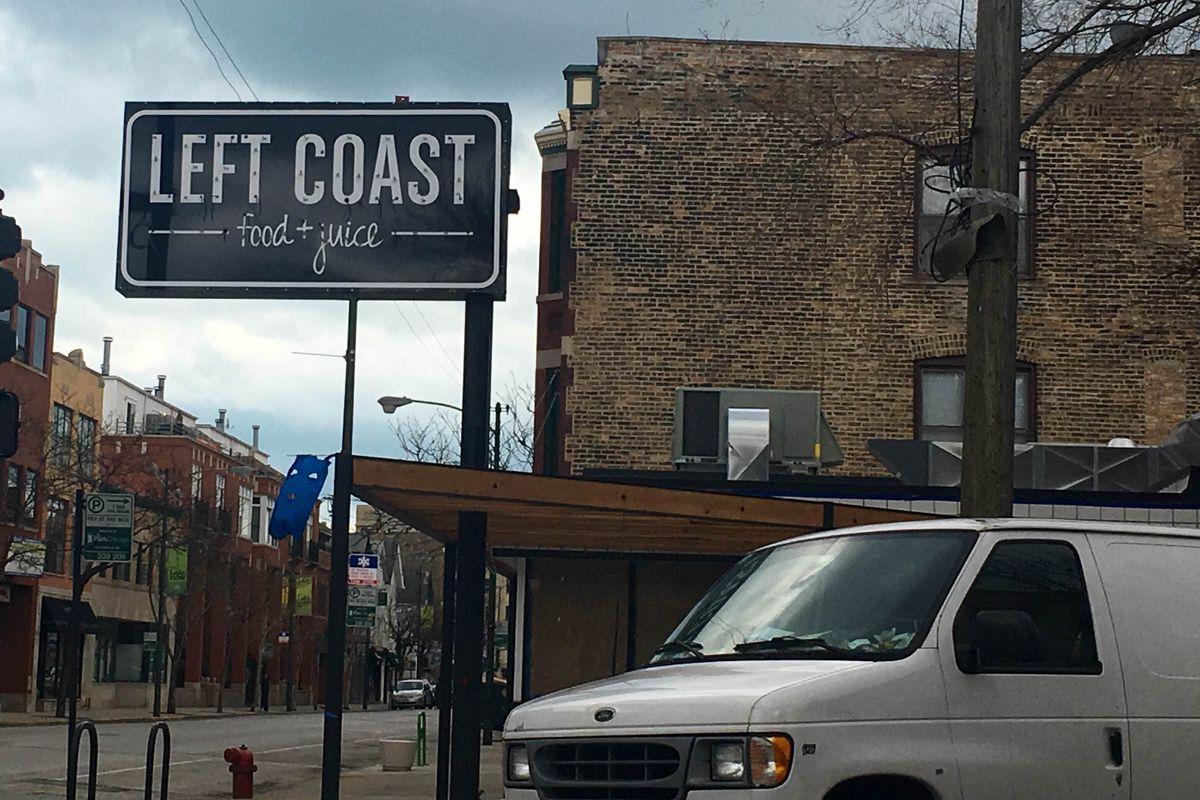 Left Coast Food+Juice