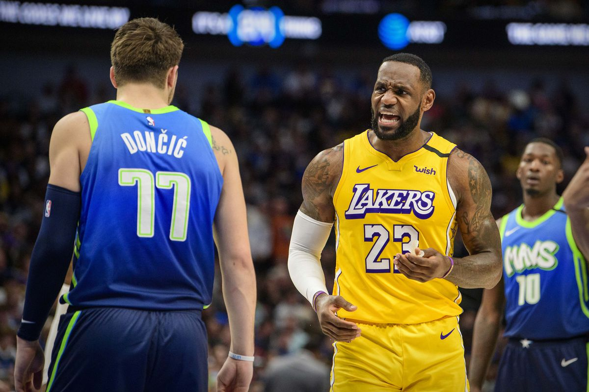 3 Things We Observed As The Lakers Roll The Mavericks 129