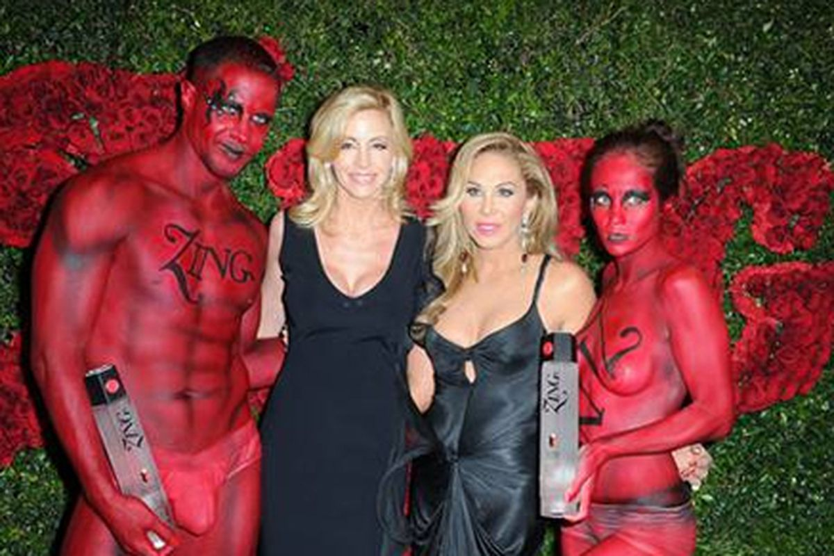 """Photo via <a href=""""http://www.celebuzz.com/photos/adrienne-maloof-real-housewives-of-beverly-hills-party/image011/"""">Celebuzz</a>"""