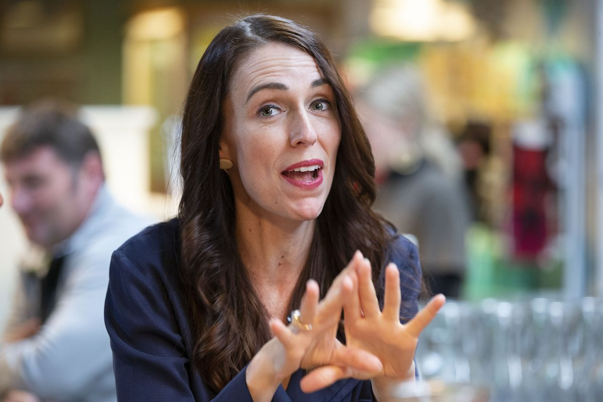 Nonsense: Forget GDP — New Zealand is prioritizing gross national well-being Jacinda_ardern_wellbeing_GettyImages_1141824531.0