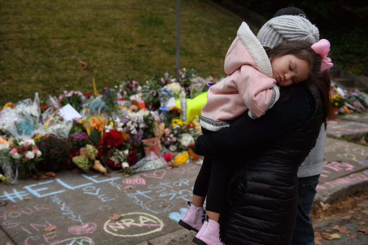 Pittsburgh Synagogue Shooting Is Americas Political Violence
