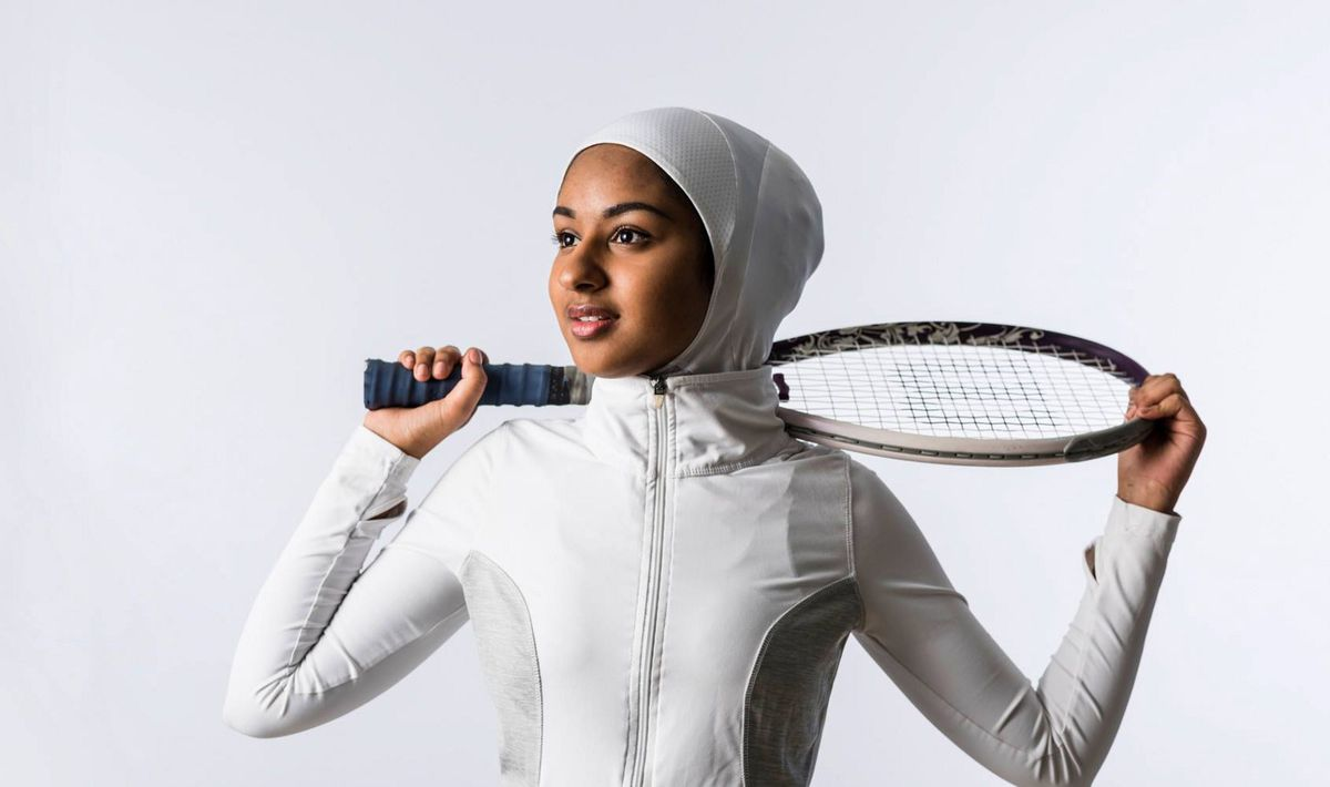 The Athlete S Guide To Hijab Racked