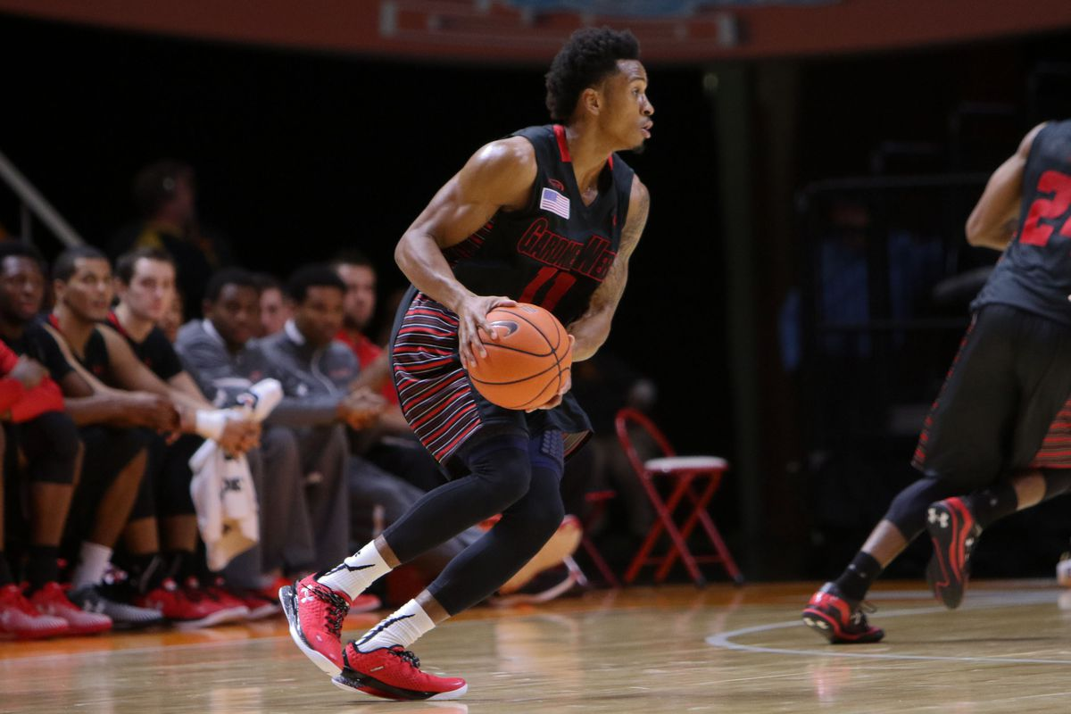 NCAA Basketball: Gardner-Webb at Tennessee