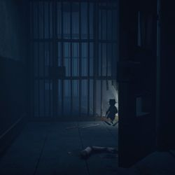 Little Nightmares 2 Glitching remains13
