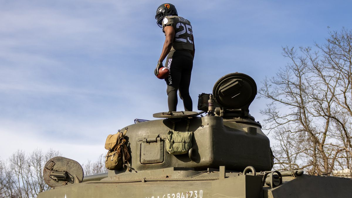 Army West Point will feature the 25th Infantry Division in their uniforms for the 2020 Army-Navy game