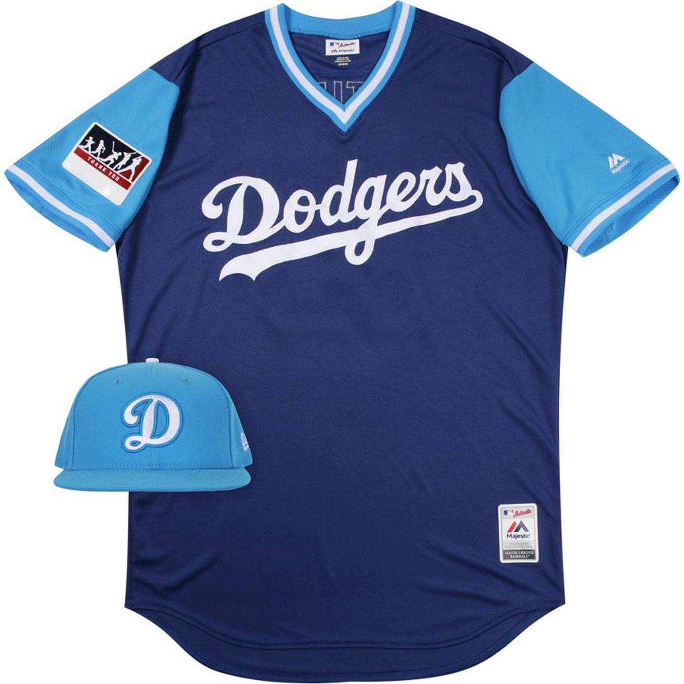Dodgers unveil Players Weekend uniforms - True Blue LA 7adda2b3107