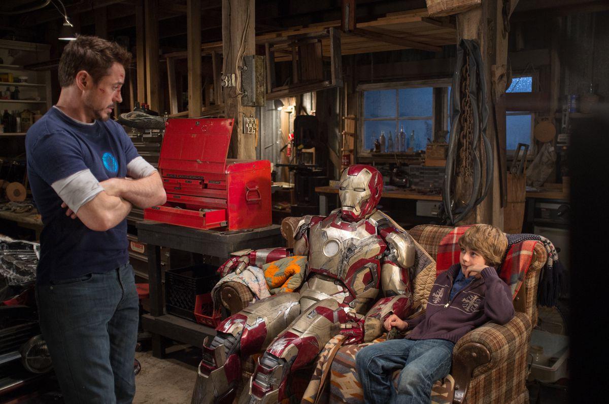 复仇者联盟结束时的孩子:Endgame是Marvel最强大的客串之一