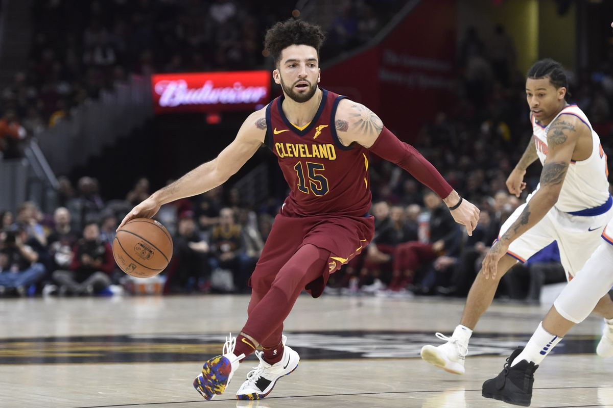 UVA basketball alum London Perrantes and the Cleveland Cavaliers heading to  the NBA Finals - Streaking The Lawn