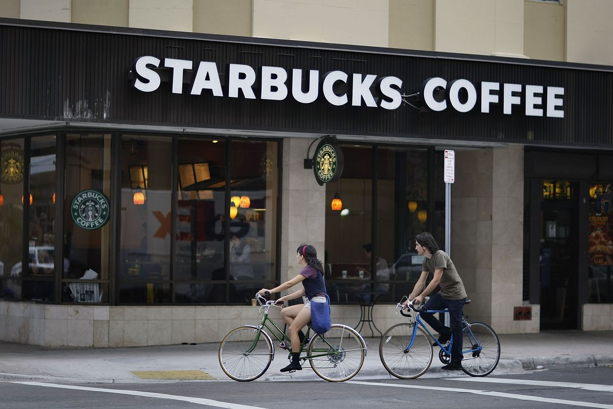 Starbucks's mobile payments system is so popular in the U.S., it has more users than Apple's or Google's