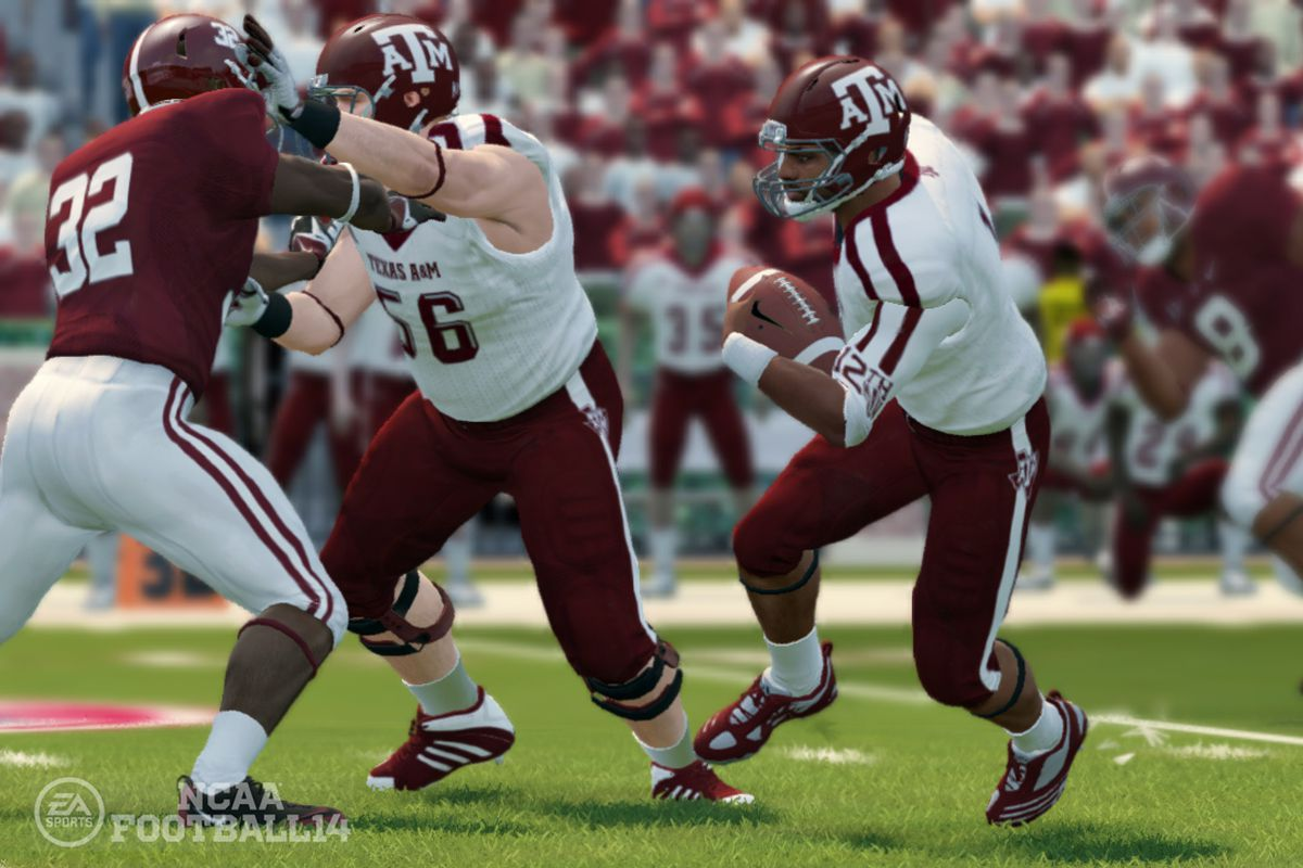 Big Ten, SEC, Pac-12 out of EA Sports college football game