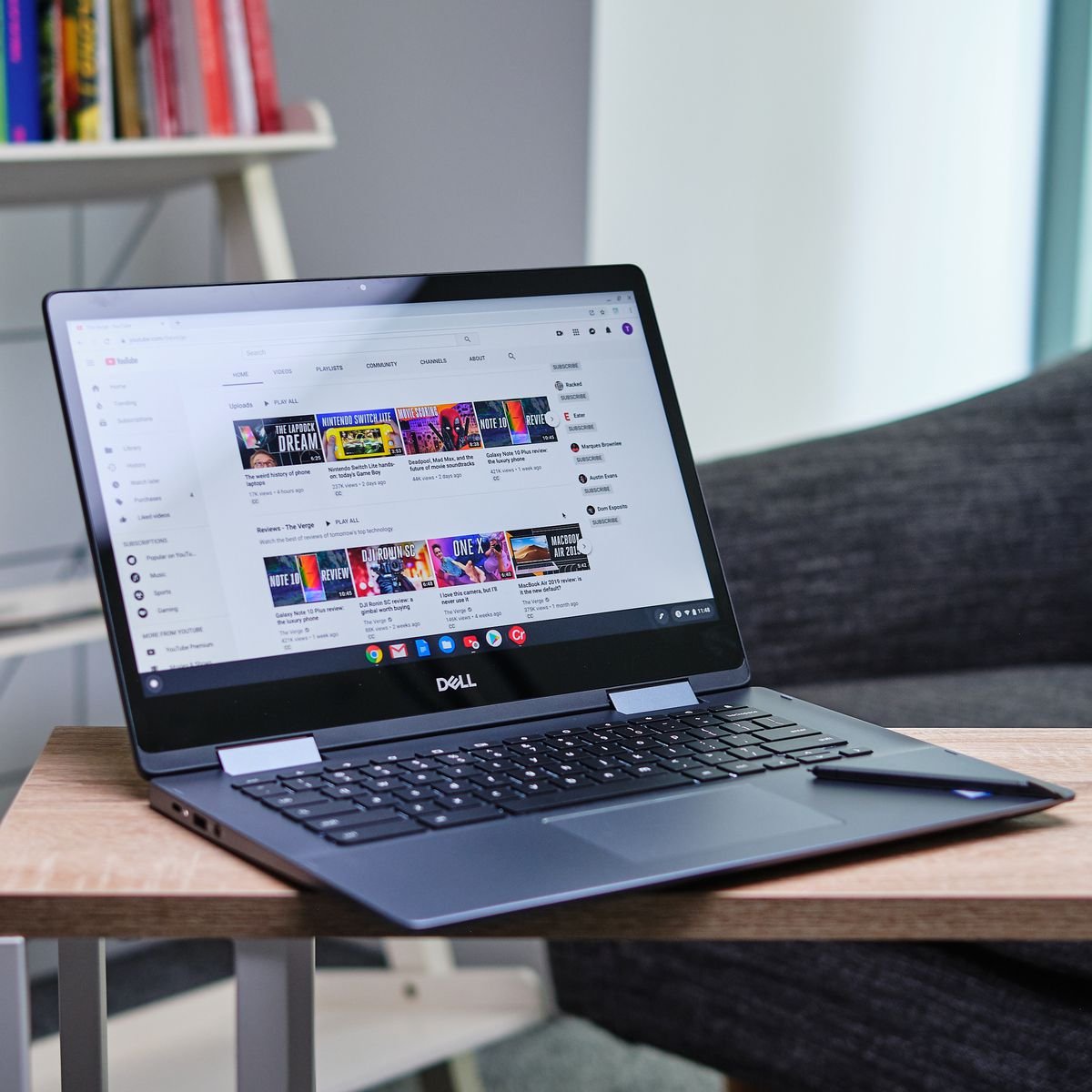 Best Chromebooks 2020: Dell Inspiron 14