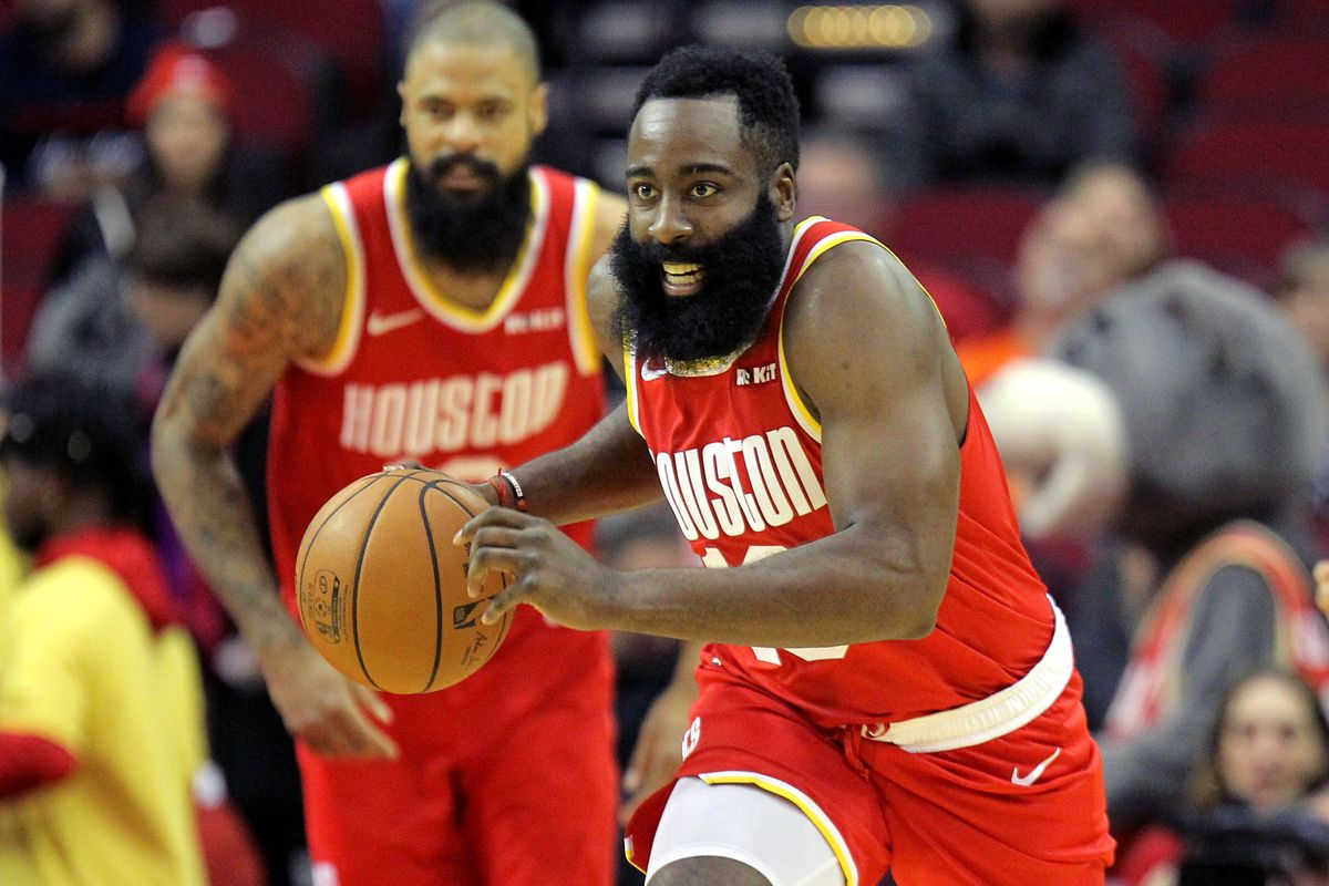 Rockets win again, dump Pacers behind James Harden's 44