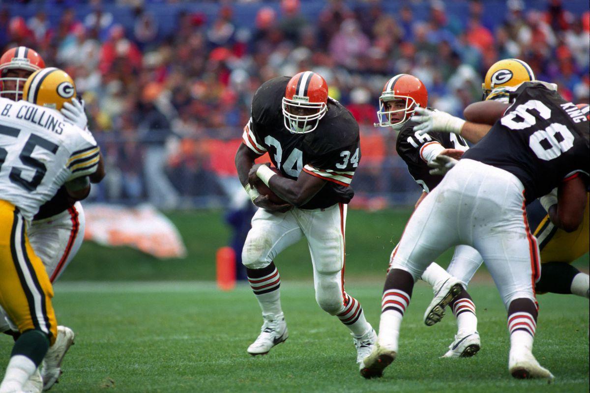 Browns Kevin Mack