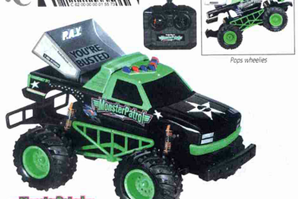Revisiting The 2002 Radioshack Catalog Part 3 Progressive Boink Remote Control Car Circuit Best Kids Toys A Truck About Monsters