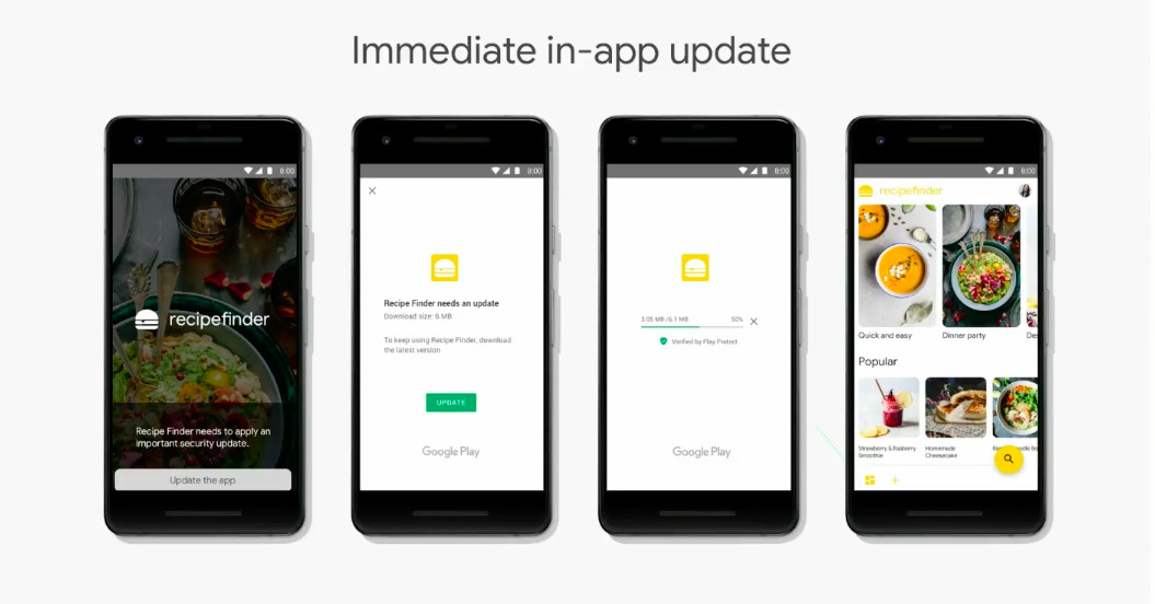 You Can Soon Continue Using an Android App While It's Being Updated