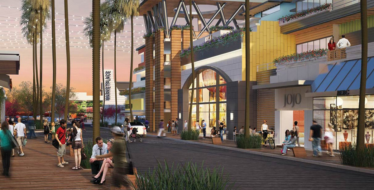 Mapping The Major Megadevelopments Opening In La And Oc This