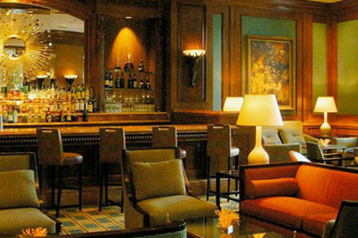"<a href=""http://atlanta.eater.com/tags/park-75"">Park 75 Lounge</a>. Photo courtesy of Four Seasons."