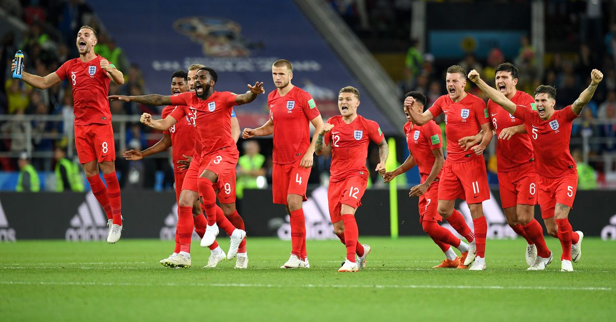 England vs. Colombia result: Final score 4-3 on penalties, Jordan Pickford  the hero - SBNation.com