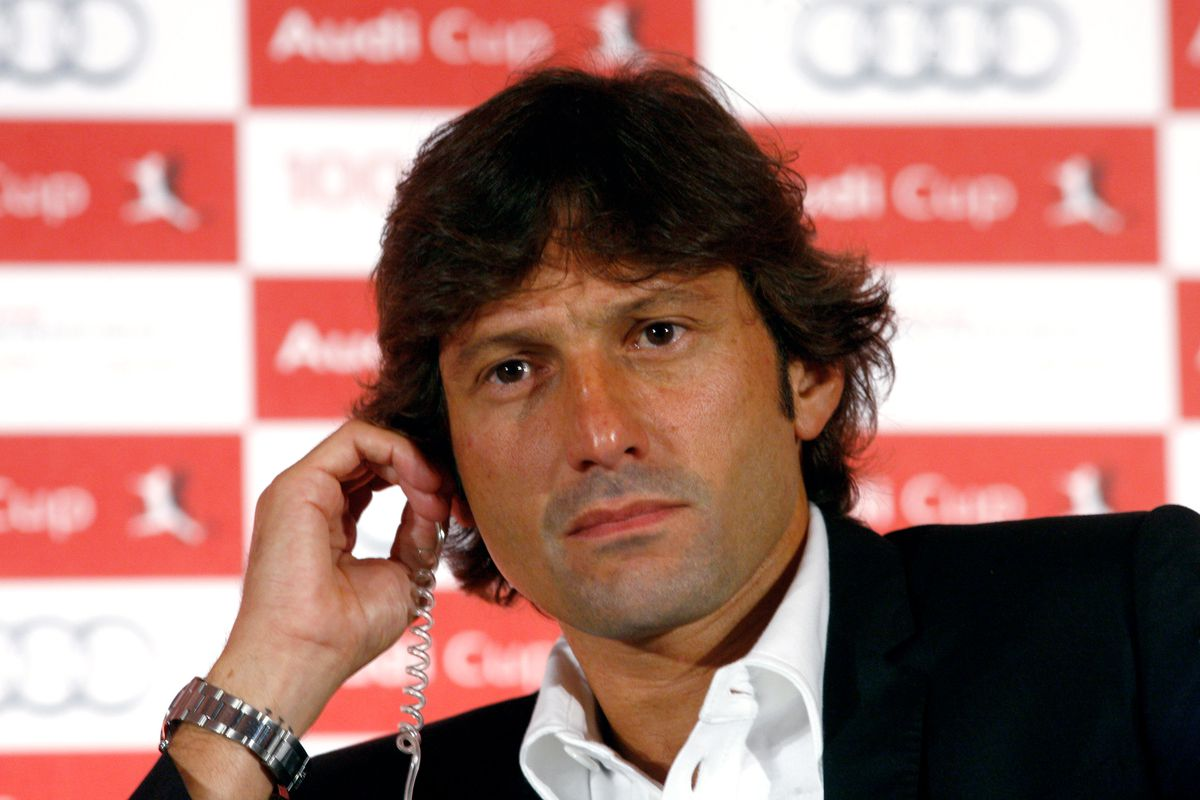 Audi Cup 2009 - Press Conference