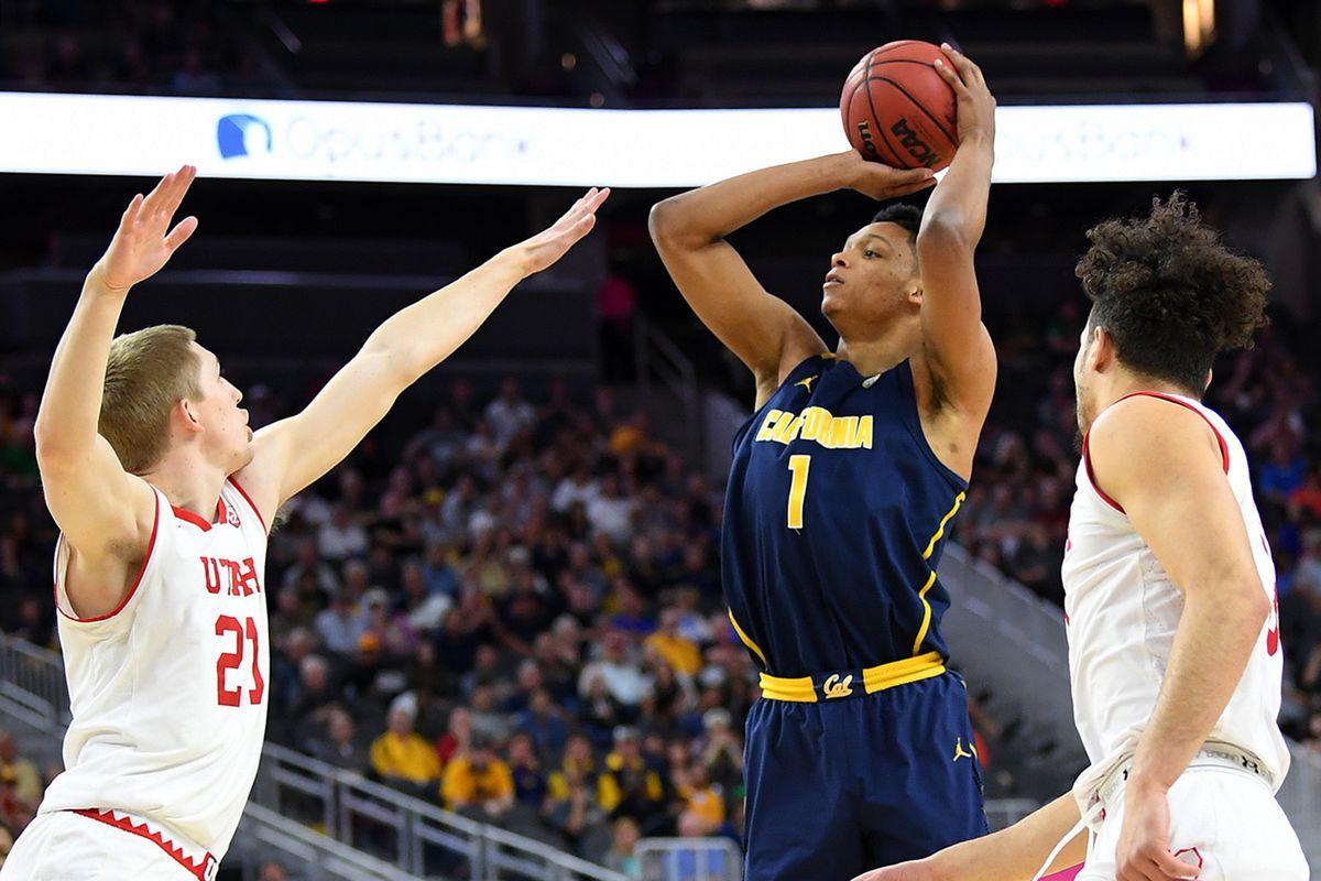 NCAA Basketball: Pac-12 Conference Tournament California vs Utah