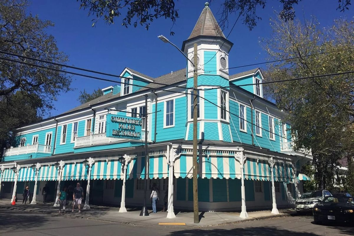 Craigslist Com Philadelphia >> The Commander's Family of Restaurants is Planning Yet Another Project - Eater New Orleans