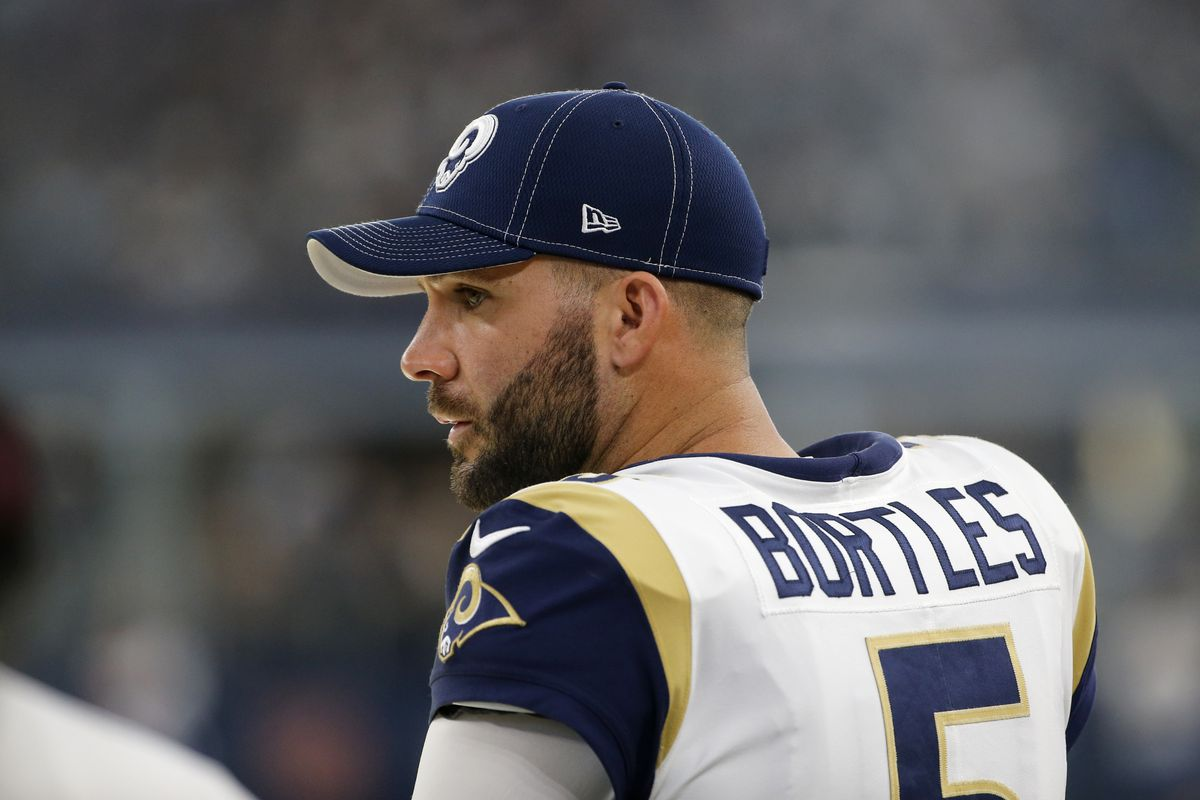 The Packers were expected to bring quarterback Blake Bortles to town Wednesday or Thursday.