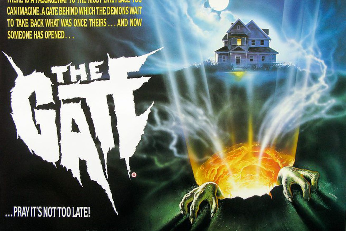 for more kid friendly horror like the house with a clock in its walls stream the gate