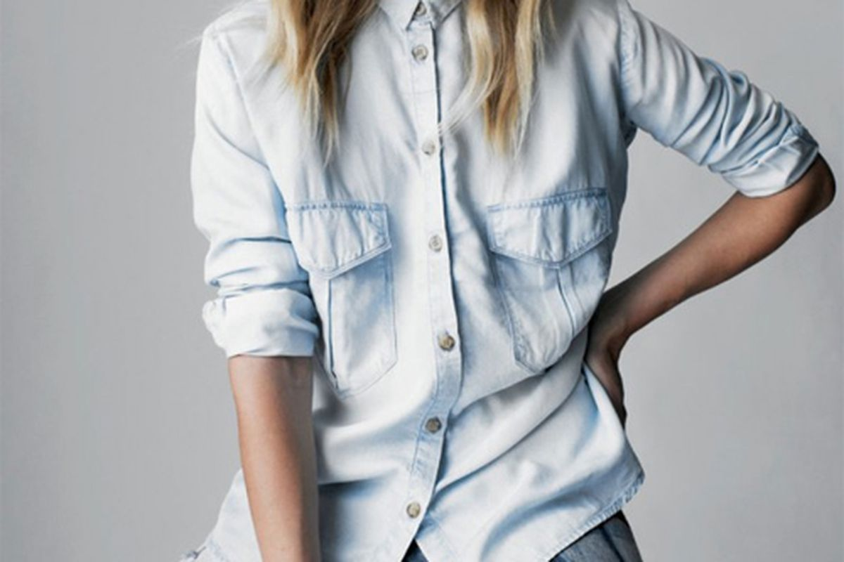 """Photo via <a href=""""http://stylebykling.nowmanifest.com/2012/07/13/elin-kling-for-marciano/"""">Style by Kling</a>"""