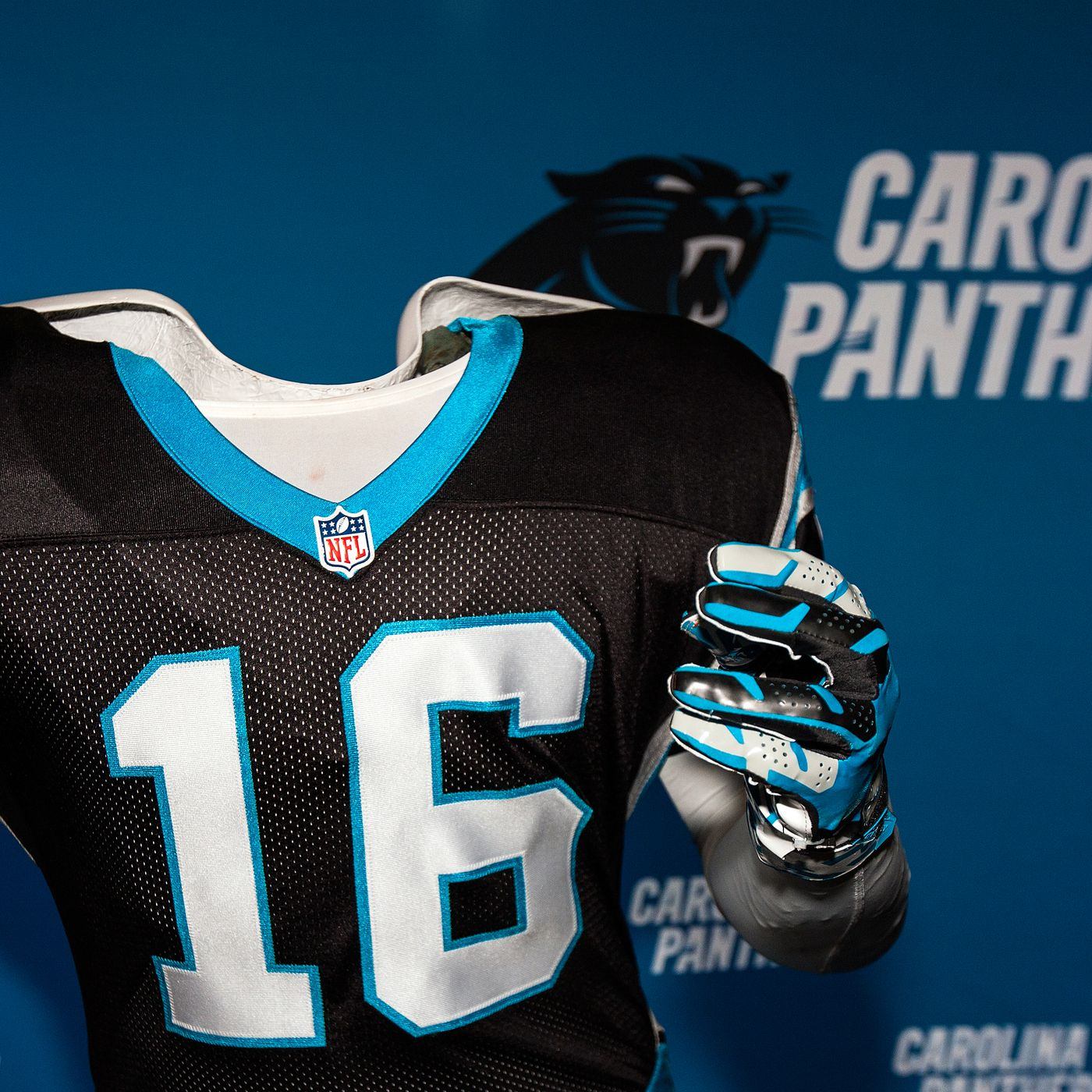 buy popular 82992 cb1e8 It's time for the Carolina Panthers to upgrade their ...