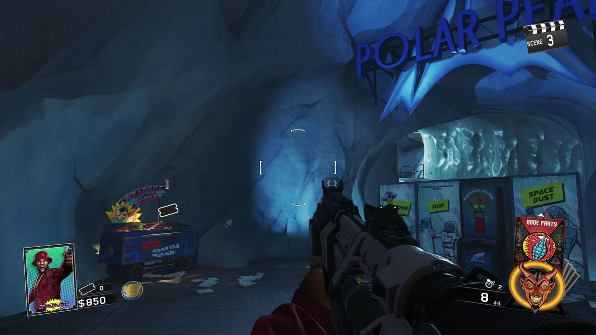 Call of Duty: Infinite Warfare Zombies in Spaceland strategy