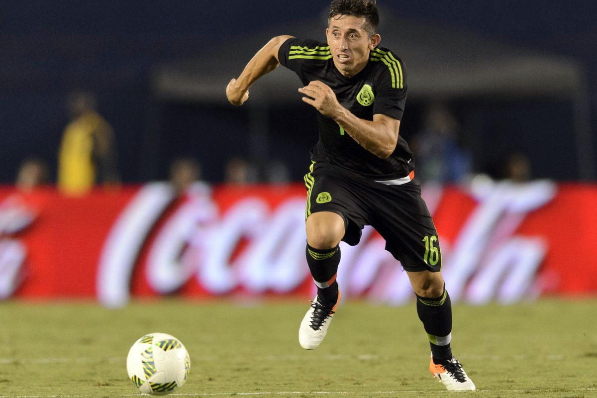 Soccer: Mexican National Team-Chile vs Mexico