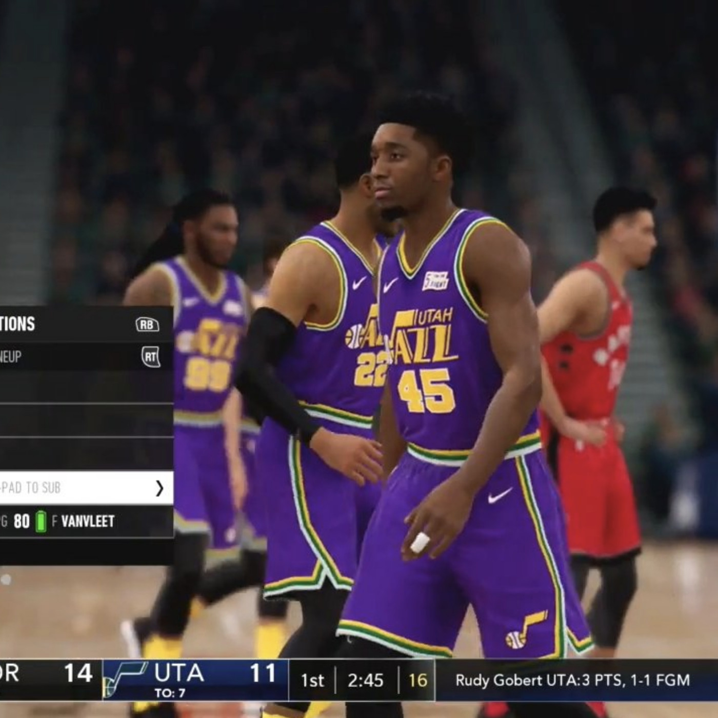 new product 9c8cd bee70 First look at Utah Jazz purple throwback uniforms - SLC Dunk