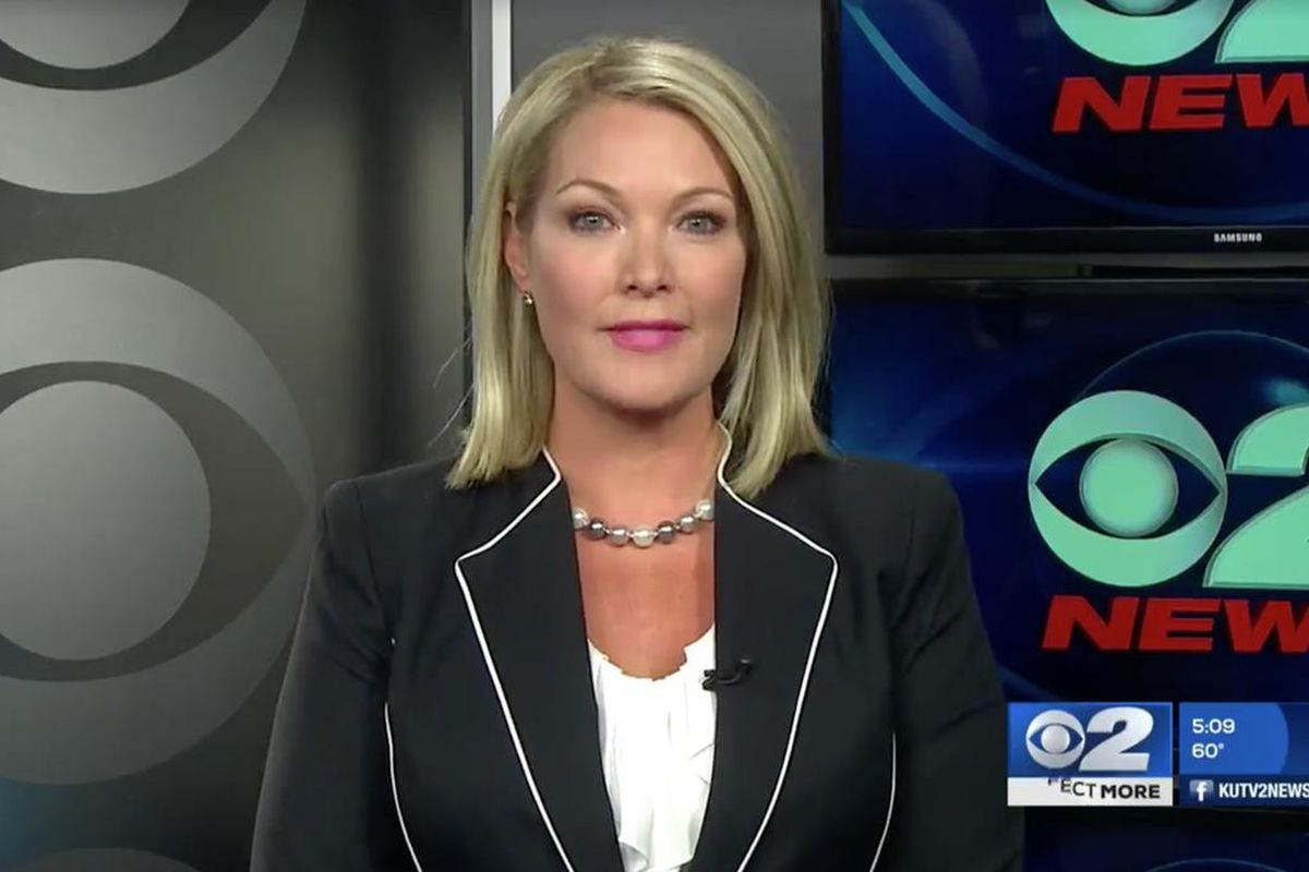 KUTV news anchor Shauna Lake apologized Tuesday on the first day she returned on the air since her DUI arrest last week.