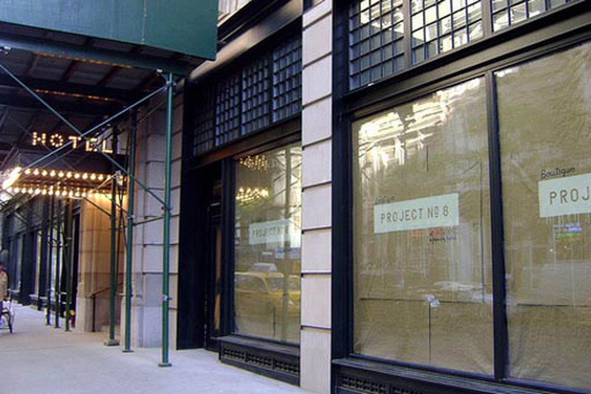 """Image via <a href=""""http://www.hotelchatter.com/story/2009/7/21/171545/763/hotels/Ace_Hotel_NYC_s_Restaurant_and_Boutique_Still_In_The_Works"""">Hotel Chatter</a>"""
