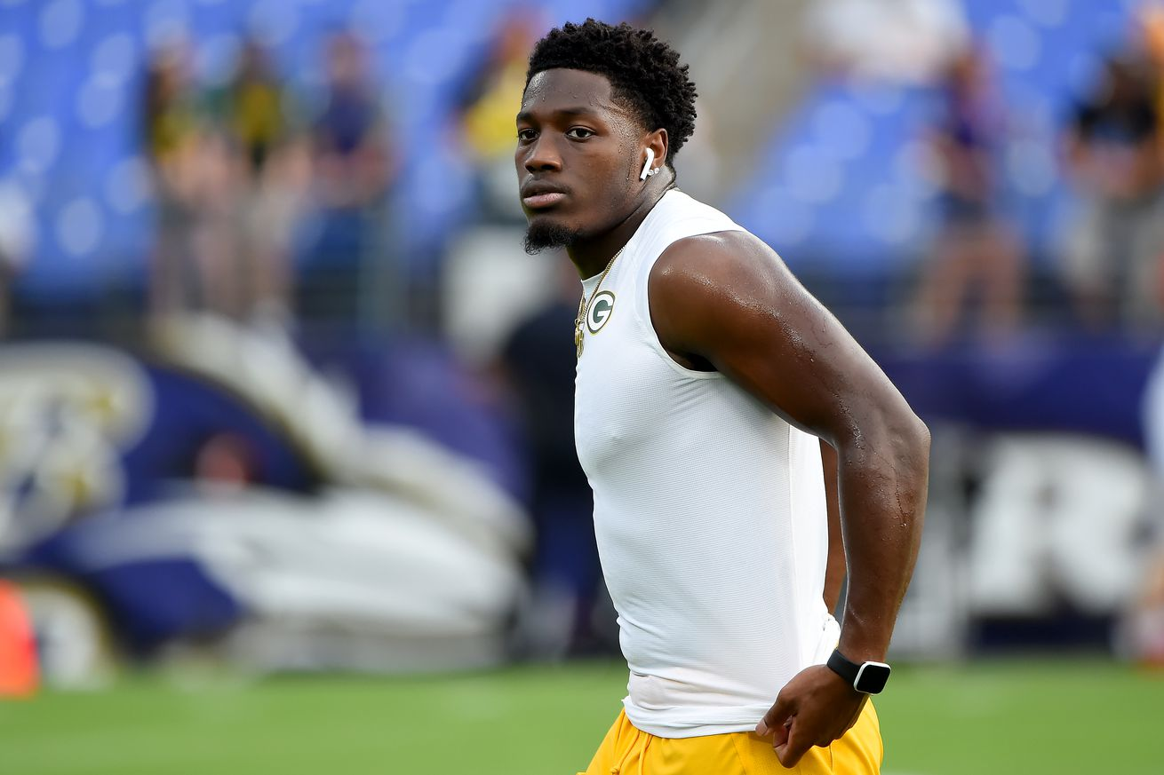 Packers rookie Darnell Savage changes jersey number from 26 to 21